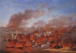 Symposium Wurkgroep Maritime Skiednis: 1666, de ramp van Vlieland en Terschelling