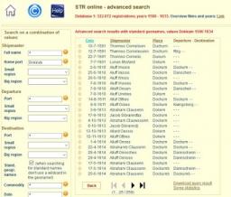 Database Sonttolregisters groeit nog steeds!