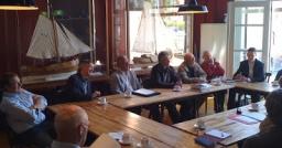 Maritieme lezingen voor sneupers in Moddergat