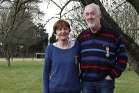 Leden Postma- Te Nijenhuis benoemd tot 'Ridder in De Orde van Oranje-Nassau'