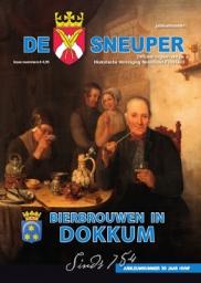 Bierbrouwen in Dokkum: 30-jarig jubileumnummer De Sneuper