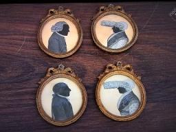 Dokkumer silhouetportretten duiken op bij Tussen Kunst en Kitsch