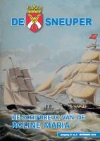 De Sneuper 131, september 2018, met scheepsramp, boerderij Wie en Cammingha