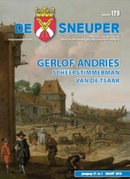 De Sneuper 129, maart 2018, met timmerman voor de tsaar, fusillade en Fulda