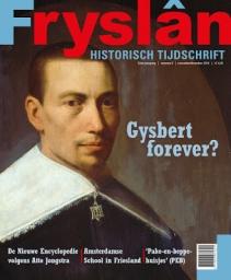 Historisch tijdschrift Fryslân met Gysbert, Tjerk en PEB