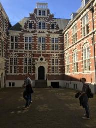 Jonge redacteuren De Sneuper presenteren op Historicidagen 2017