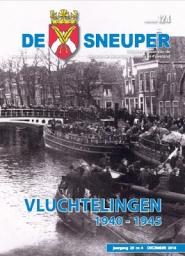 De Sneuper 124, december 2016, met Hessel van Meckema, vluchtelingen en Aylva-zilver