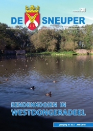 De Sneuper 130, juni 2018, met eendenkooien, Tjessens en confessies