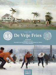 De Vrije Fries 2017 in kleurrijk nieuw jasje
