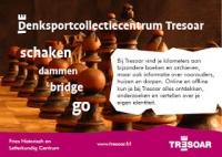 Tresoar richt Denksportcollectiecentrum op