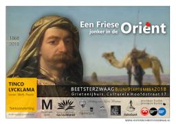Tentoonstelling Tinco Lycklama in Beetsterzwaag, juni-september 2018